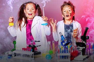 Занимательная наука и научные эксперименты