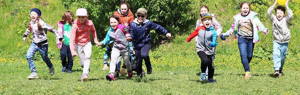 Весенний лагерь для ваших детей